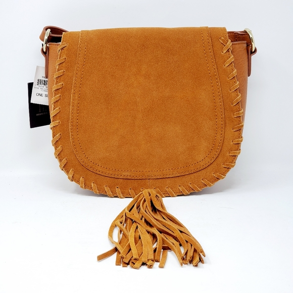 INC International Concepts Willow Faux Leather